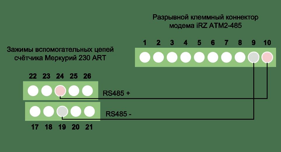 Схема счетчика меркурий 230 ar-03r